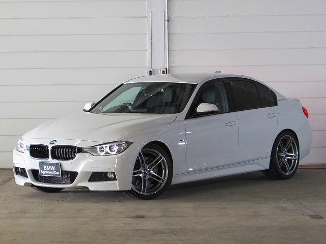 BMW アクティブハイブリッド3 Mスポーツ 認定中古車 純正ナビ