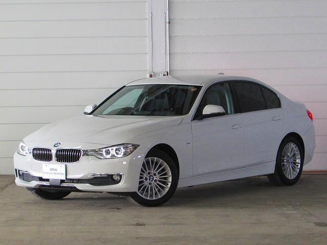 BMW 320d ラグジュアリー 認定中古車 禁煙車 ワンオーナー