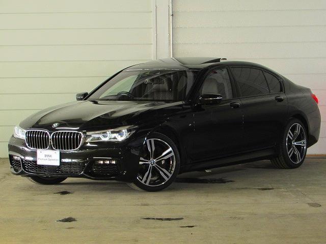 BMW 750Li Mスポーツ 認定中古車 サンルーフ 純正ナビ