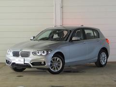 BMW118d スタイル 認定中古車 純正ナビ LEDヘッドライト