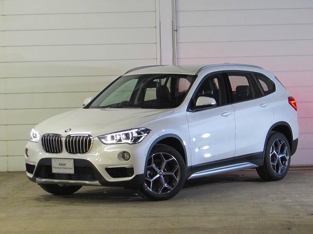 BMW sDrive 18i xライン 認定中古車 純正ナビ