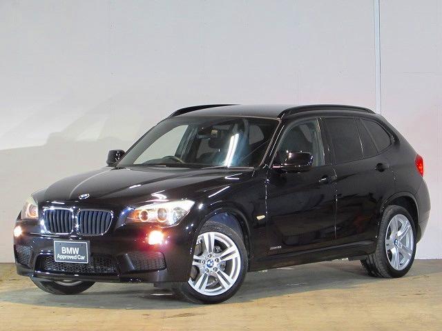 BMW sDrive 18i Mスポーツ認定中古車 ETC キセノン