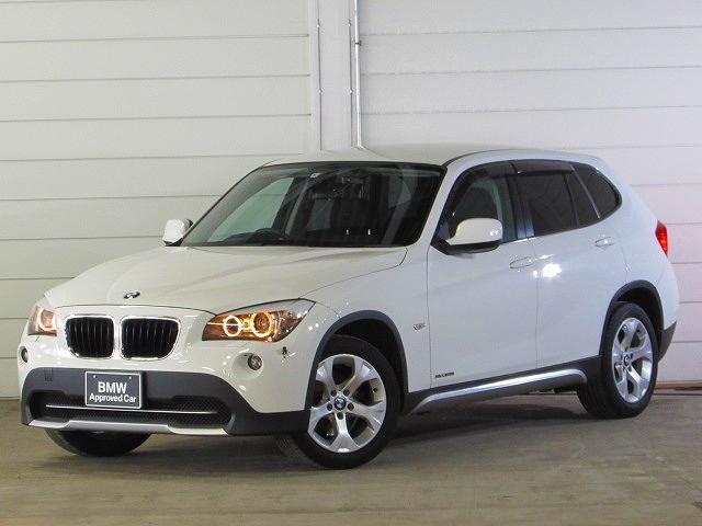 BMW xDrive 20i 認定中古車 社外ナビ キセノン