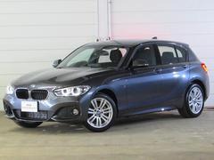 BMW118i Mスポーツ 認定中古車 登録済未使用車
