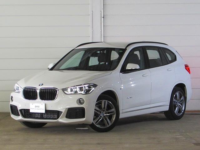 BMW sDrive 18i Mスポーツ 認定中古車 純正ナビ