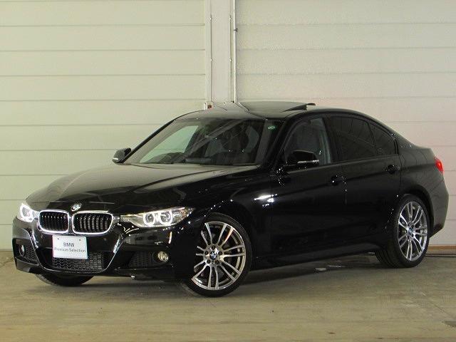 BMW アクティブハイブリッド3 Mスポーツ 認定中古車 サンルーフ