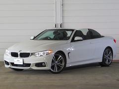 BMW435iカブリオレ Mスポーツ 認定中古車 Bカメ ACC