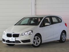 BMW218iアクティブツアラー 認定中古車 社外Bカメ DTV