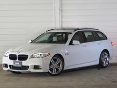 BMW523iツーリング エクスクルーシブスポーツ 認定中古車