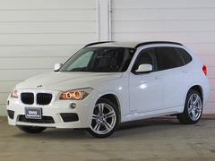 BMW X1sDrive 18i Mスポーツ 認定中古車 社外ナビ