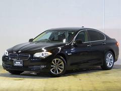 BMW523i ハイライン 認定中古車 純正ナビ キセノン ETC