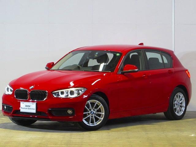BMW 118i認定中古車 純正ナビ  ETC 禁煙車 ワンオーナー