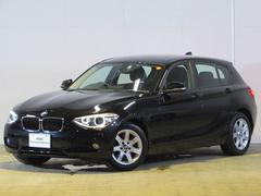 BMW116i認定中古車 純正ナビ 社外ETC 禁煙車 ワンオーナ