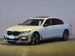 BMW750Li Mスポーツ 認定中古車 SR ワンオーナー