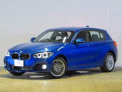 BMW118dMスポーツ 登録済未使用車 純正ナビ PDC Bカメ
