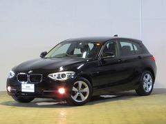 BMW116i スポーツ 認定中古車 純正ナビ 禁煙車 ETC