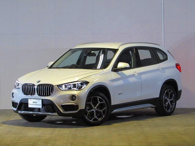 BMW xDrive 18d xライン 登録済未使用車 ACC
