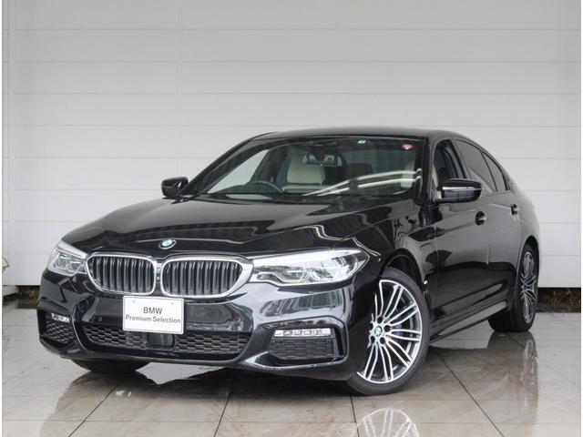 BMW 530e Mスポーツ アイボリーレザー 安全装備 ACC