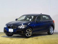 BMW118i スポーツ 登録済未使用車 認定中古車 純正ナビ