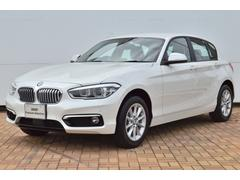 BMW118i スタイル 登録済未使用車 認定中古車 純正ナビ