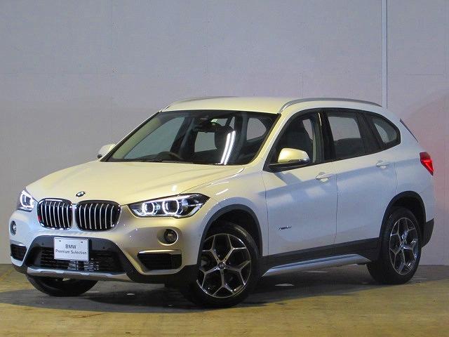 X1(BMW)xDrive 18d xライン ハイラインパッケージ 中古車画像