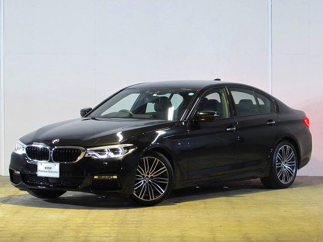 BMW 5シリーズ 523d Mスポーツ 認定中古車 純正ナビ LED 禁煙車
