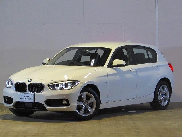 1シリーズ(BMW) 118d スポーツ 中古車画像