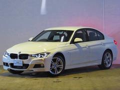 BMW320i Mスポーツ 登録済未使用車 純正ナビ Bカメ