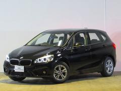 BMW218iアクティブツアラー 登録済未使用車 純正ナビ ETC