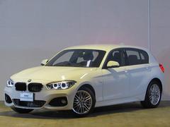 BMW118i Mスポーツ 登録済未使用車 純正ナビ タッチパネル