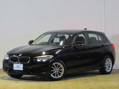 BMW118i 認定中古車 純正ナビ ワンオーナー 禁煙車
