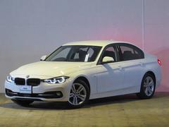 BMW320d スポーツ 認定中古車 純正ナビ ワンオーナー