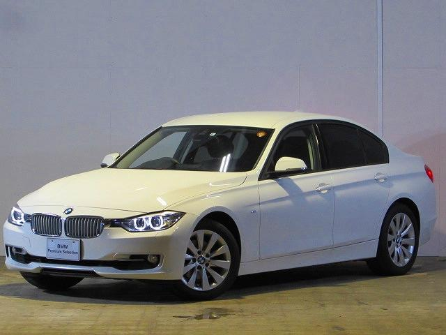 BMW 320iモダン 認定中古車 純正ナビ Bカメラ ETC