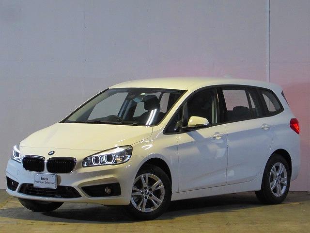 2シリーズ(BMW) 218iグランツアラー 中古車画像