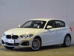 BMW118d Mスポーツ 登録済未使用車 純正ナビ Bカメラ