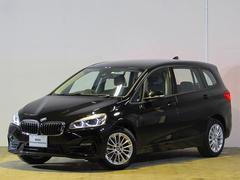 BMW218iグランツアラー LCI 登録済未使用車 純正ナビ