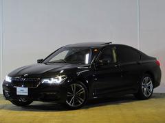 BMW740i Mスポーツ 認定中古車 純正ナビ SR ACC