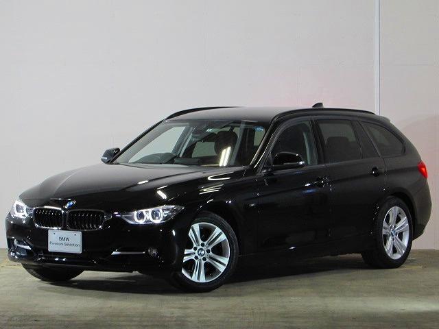 BMW 320iツーリング スポーツ 認定中古車 純正ナビ ETC