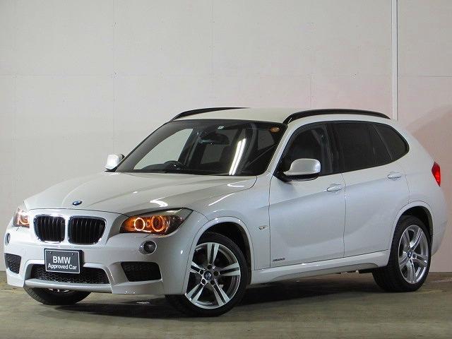 BMW sDrive 18i Mスポーツ 認定中古車 社外ナビ