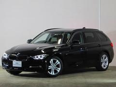 BMW320iツーリング スポーツ 認定中古車 純正ナビ ETC