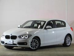 BMW118i認定中古車 純正ナビ バックカメラ ワンオーナー