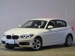 BMW118d スポーツ 認定中古車 禁煙車 ワンオーナー