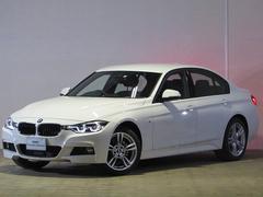 BMW320i Mスポーツ 登録済未使用車 純正ナビ ETC