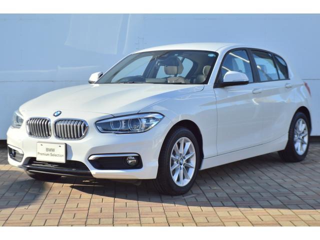 BMW 118d スタイル 認定中古車 純正ナビ ETC 禁煙車