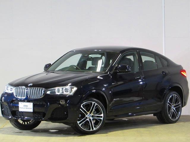 X4(BMW) xDrive 28i Mスポーツ 中古車画像