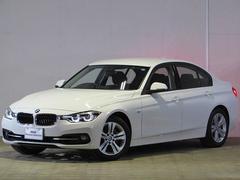 BMW318iスポーツ 認定中古車 純正ナビ Bカメ 禁煙車