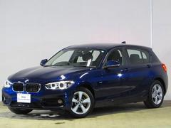 BMW118d スポーツ 認定中古車 純正ナビ Bカメ 禁煙車