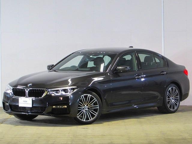 BMW 523i Mスポーツ 登録済未使用車 純正ナビ ETC