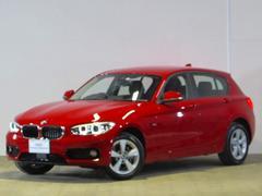 BMW118d スポーツ 登録済未使用車 純正ナビ タッチパネル