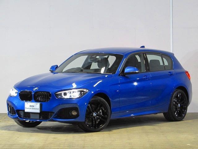 1シリーズ(BMW) 118i Mスポーツ エディションシャドー 中古車画像